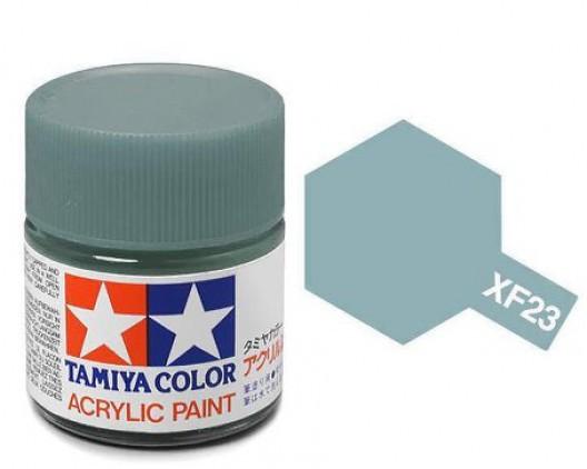 Tamiya Акрил XF-23 Краска Tamiya, Светло-синий Матовый (Light Blue), акрил 10мл import_files_02_02759cc95aac11e4bc9550465d8a474f_e3fbec465b5511e4b26b002643f9dbb0.jpg