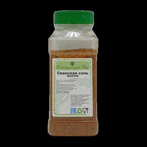 Сванская соль желтая С ПОЛЬЗОЙ ДЛЯ ВАС, 700 гр