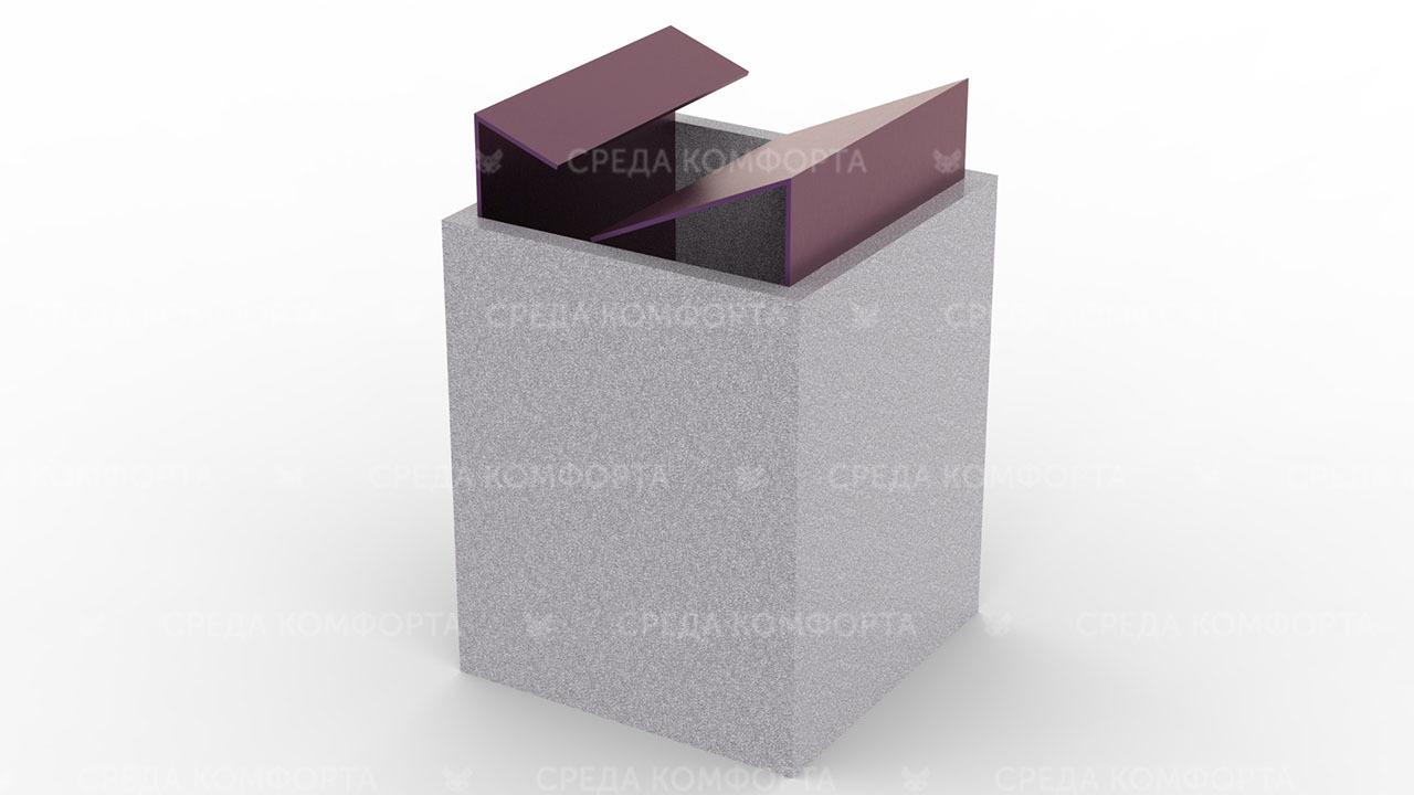 Урна бетонная URN0072