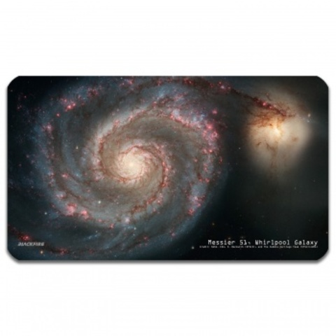 Игровое поле Blackfire Ultrafine Playmat - Whirlpool Galaxy 2mm