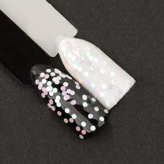 Pink House, Диско дизайн ногтей, розовый, 5 гр