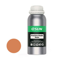 Фотография — Фотополимер ESUN Precesion Model красный (1 л)