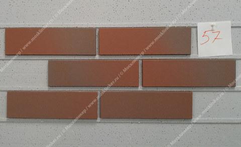 ABC - Ziegelriemche, Altona, 240х71х10, NF - Клинкерная плитка для фасада и внутренней отделки