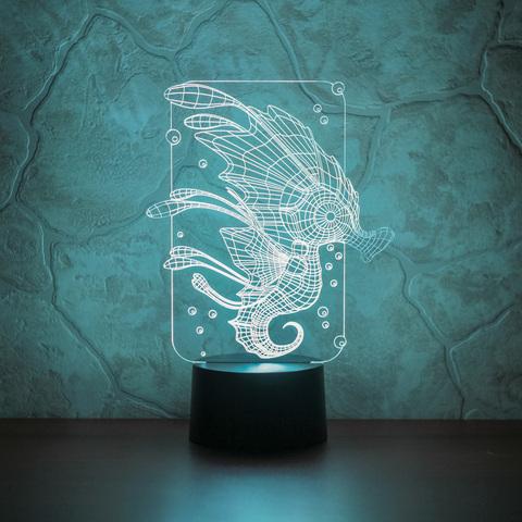 Art-Lamps Морской конёк