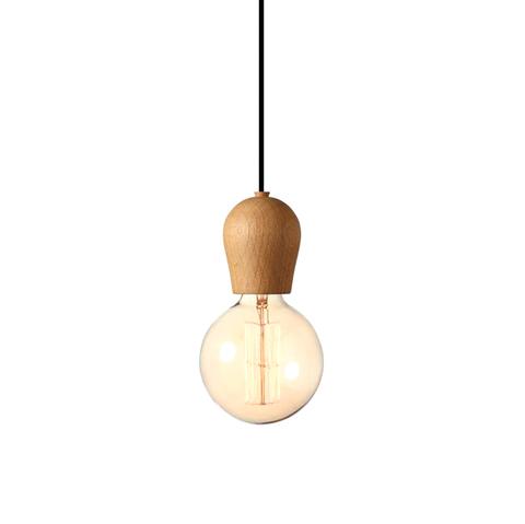 Подвесной светильник Ash by Light Room (черный)