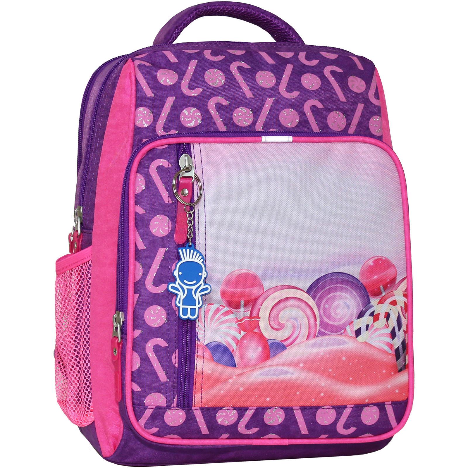 Школьные рюкзаки Рюкзак школьный Bagland Школьник 8 л. 339 фiолетовий 409 (00112702) IMG_5282_409_.JPG
