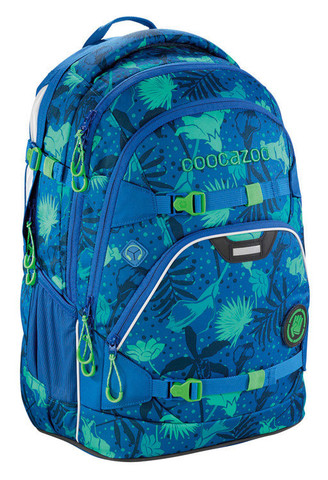 Рюкзак Coocazoo ScaleRale Tropical Blue синий