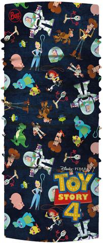 Многофункциональная бандана-труба детская Buff Original Toy4 Multi фото 1