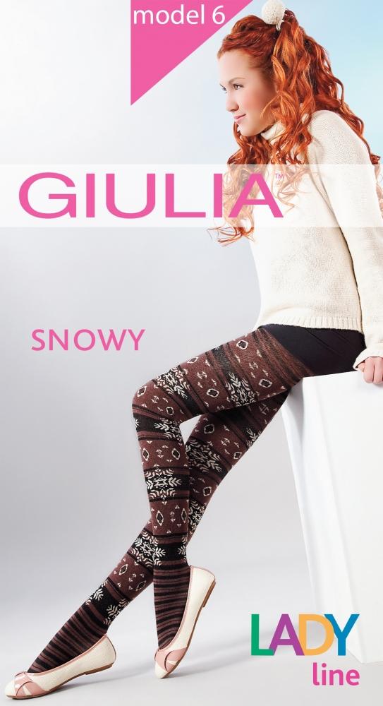 Колготки Giulia Snowy 06