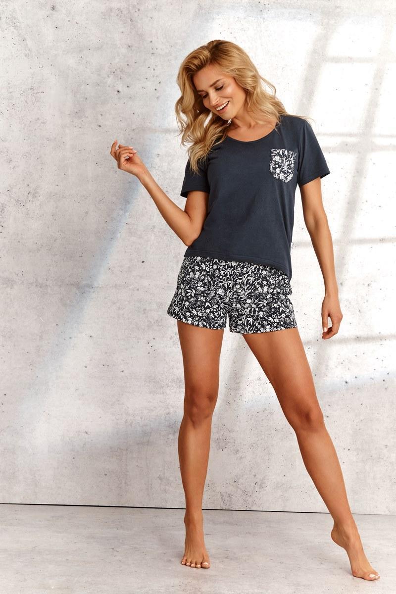 Пижама женская с шортами TARO 2499 SS21 AGNES