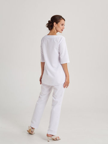 Блуза медицинская Бл-349/2 Либерти люкс
