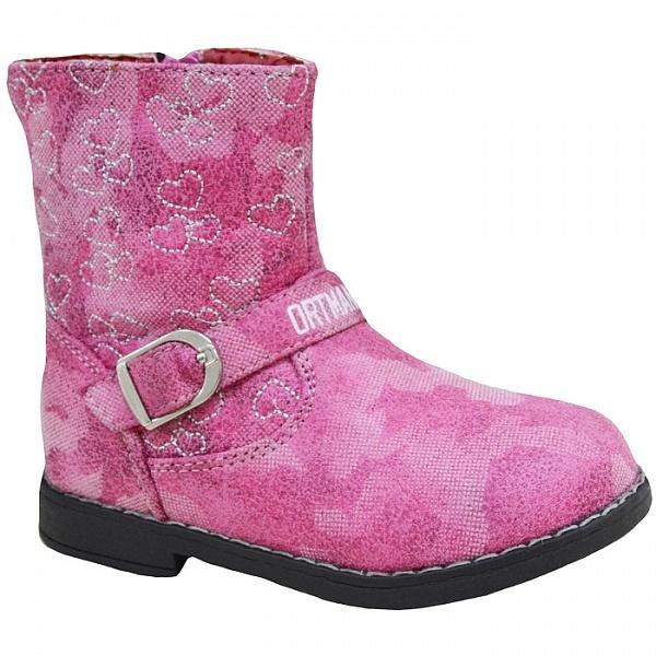 Обувь для девочек Детские ортопедические полусапоги (не утепленные) ORTMANN Kids Orlando 7.17.2 3175dab3f16e19262767a95fc1b7717c.jpg