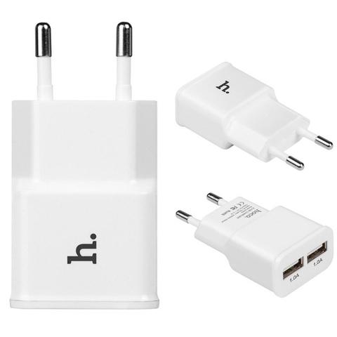 Купить сетевое зарядное устройство Hoco UH202