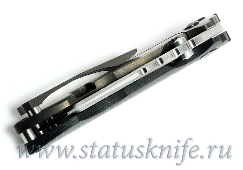 Нож SOLO V4 Flipper - DireWare Custom - фотография