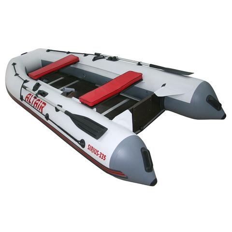 Лодка ПВХ SIRIUS-335 Ultra Килевая