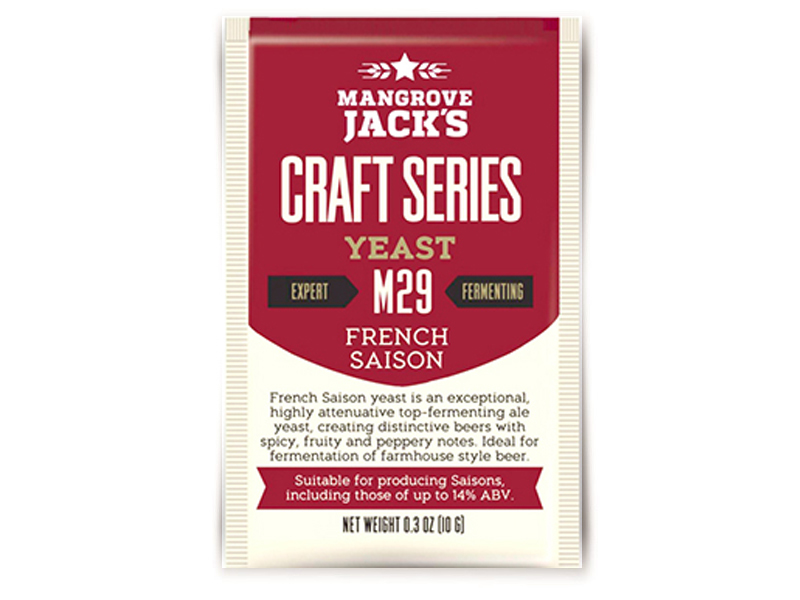 Дрожжи пивные Дрожжи Mangrove Jack's Craft French Saison M29 9323_P_1461877619878.jpg