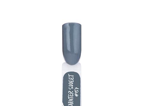 BF157-4 Гель-лак для покрытия ногтей. Winter Sweet #157 Вязаный свитер
