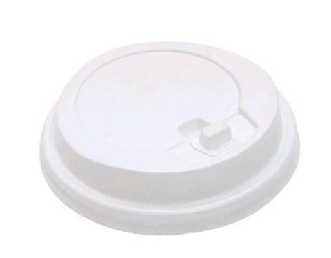 Крышка белая 80мм TL80 (носик)