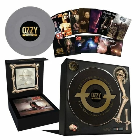 Ozzy Osbourne / See You On The Other Side (Coloured Vinyl)(23LP+12