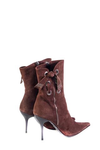 Ботинки Umberto Mancini модель 843