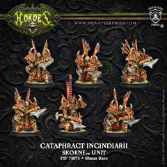 Cataphract Incindiarii PLASTIC BOX
