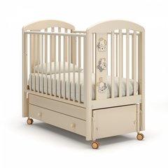 Детская кровать Макс слоновая кость