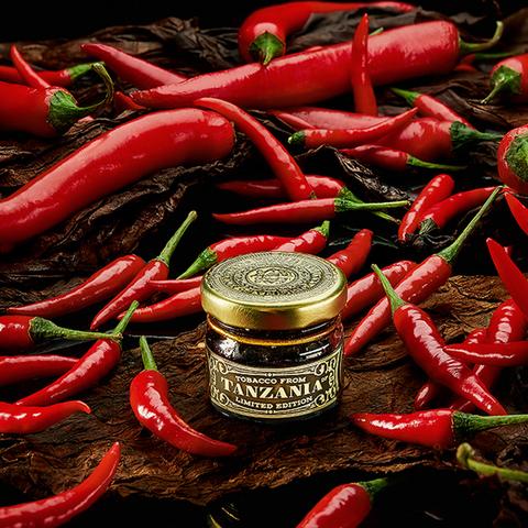 Табак WTO 20 г Tanzania Red Hot Chili