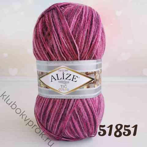 ALIZE SUPERLANA TIG COLOR 51851,