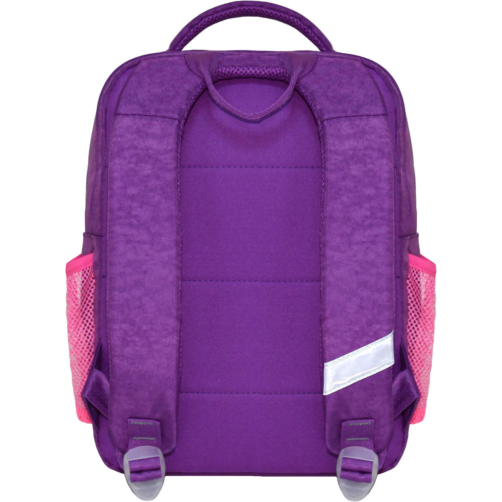 Рюкзак школьный Bagland Школьник 8 л. 339 фiолетовий 409 (00112702)