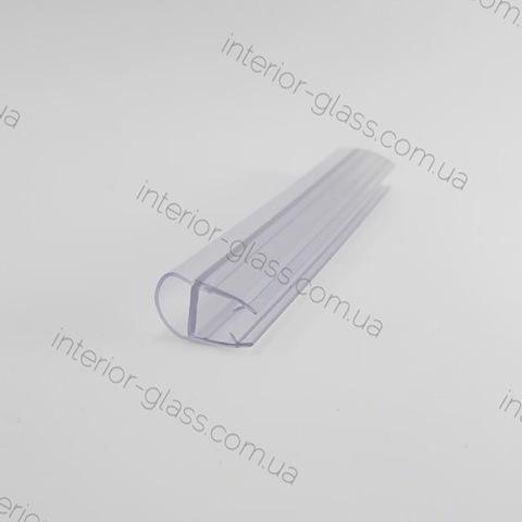 Уплотнительный профиль для душевых кабин HDL-212