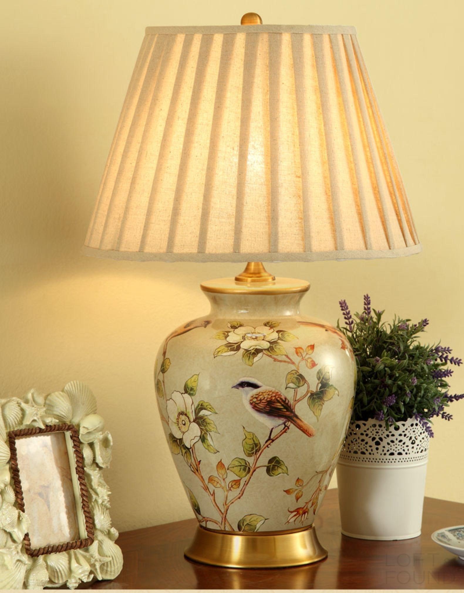 Настольная лампа San Martino
