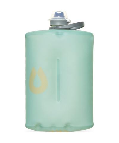 Мягкая фляга для воды HydraPak Stow (1 литр), зеленая