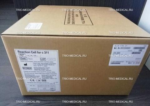 04555040001 Кюветы (Cell 18 set)(для cobas с 311). В наборе 18 сегментов по 11 штук. Roche Diagnostics GmbH,  Германия, Hitachi High-Technologies Corporation,  Япония