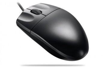 Logitech Value Optical Mouse Black