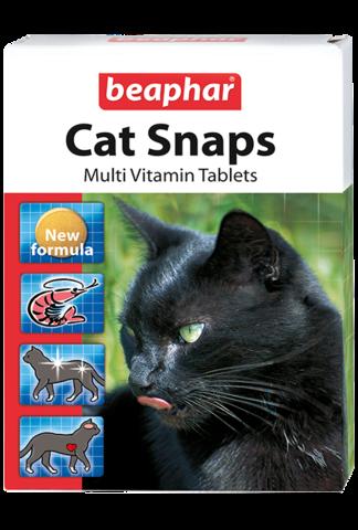 Beaphar Кормовая добавка Cat Snaps для кошек