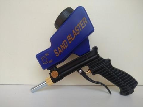 Пескоструйный пистолет с верхним бачком AS118 Тайвань, купить