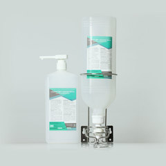 Антибактериальное мыло Дермасофт 1 литр