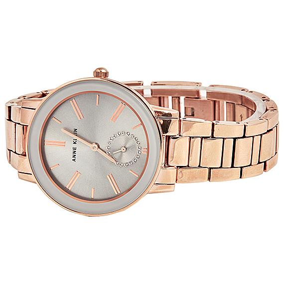 Часы наручные Anne Klein AK/3484LGRG