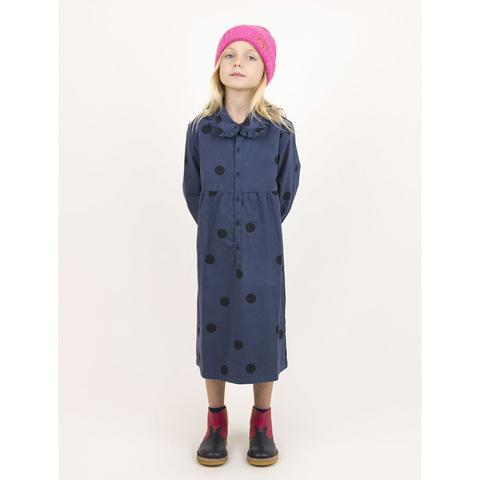 Платье Tinycottons Big Dots Navy