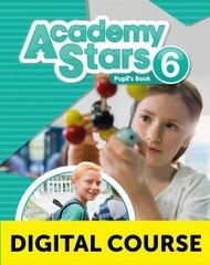 Mac Academy Stars Level 6 DSB with Pupil's Practice Kit Online Code