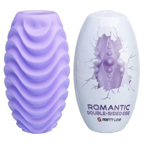 Двусторонний мини-мастурбатор Romantic