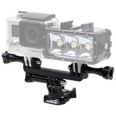 Двойное крепление для экшн-камер
