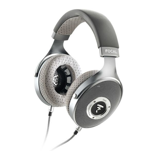 Focal Headphones Clear