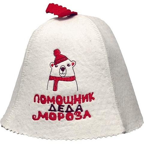 Шапка Детская Помощник Деда Мороза