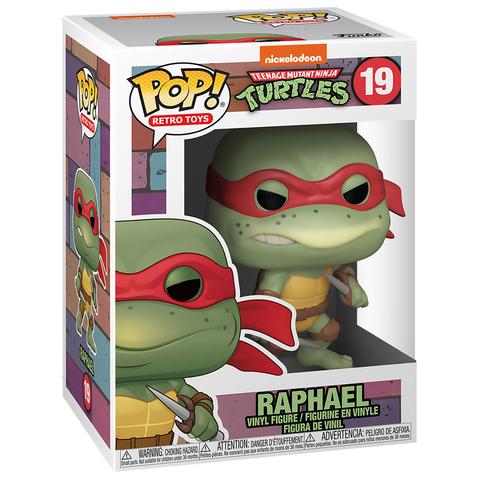 Фигурка Funko POP! Vinyl: TMNT: Raphael 51432