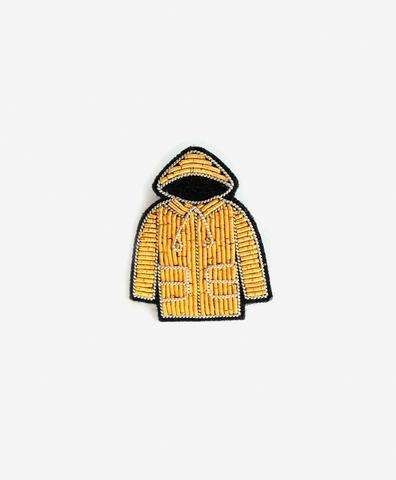 Брошь Raincoat