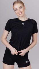 Элитная женская футболка Nordski Pro Black W