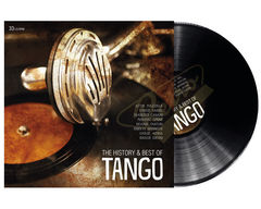 Vinil \ Пластинка \ Vynil THE HISTORY & BEST OF TANGO / LP