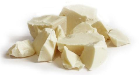 Масло какао нерафинированное, 50гр, производство Гана