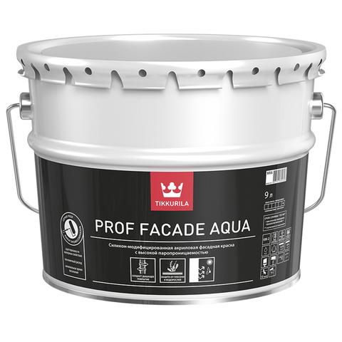 Tikkurila Euro Prof Facade Aqua